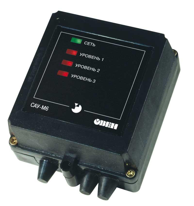 жидкости сигнализатор производитель сау-м6 уровня овен