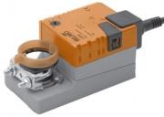 Электроприводдля управления воздушнымизаслонками LM24A-TP (5 Нм, до 1 м2)
