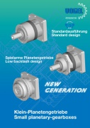 Small planetary-gearboxes
